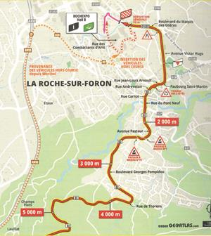 Tour de France : Circulation limitée le 17 septembre