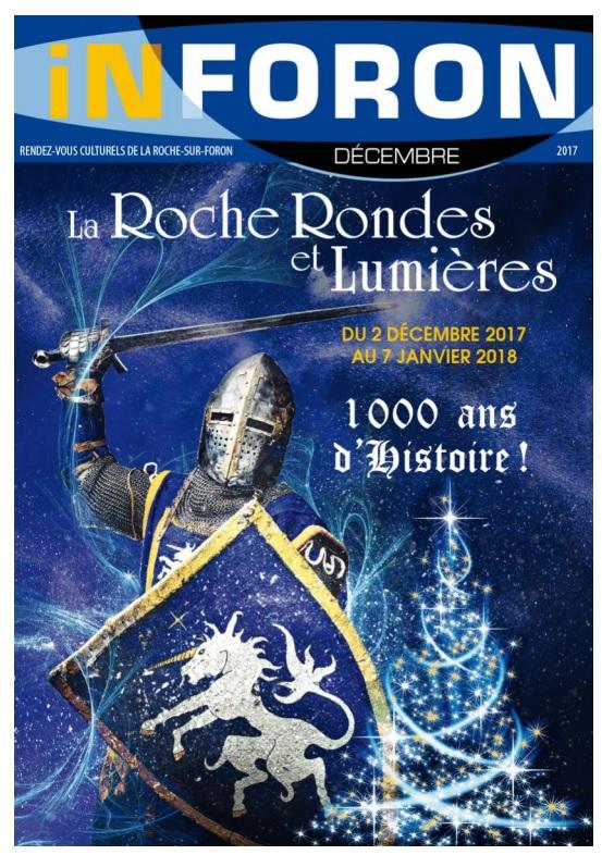 Inforon le magazine rochois de la ville - Office du tourisme la roche sur foron ...